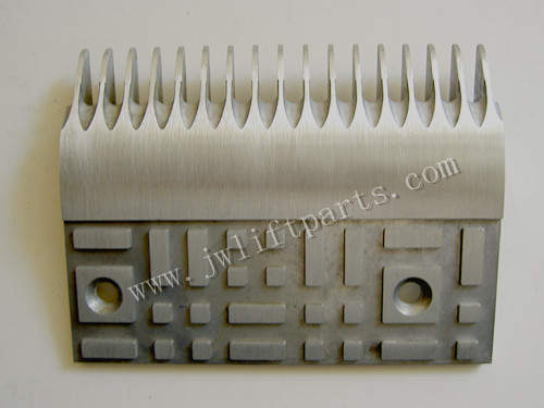 Comb plate