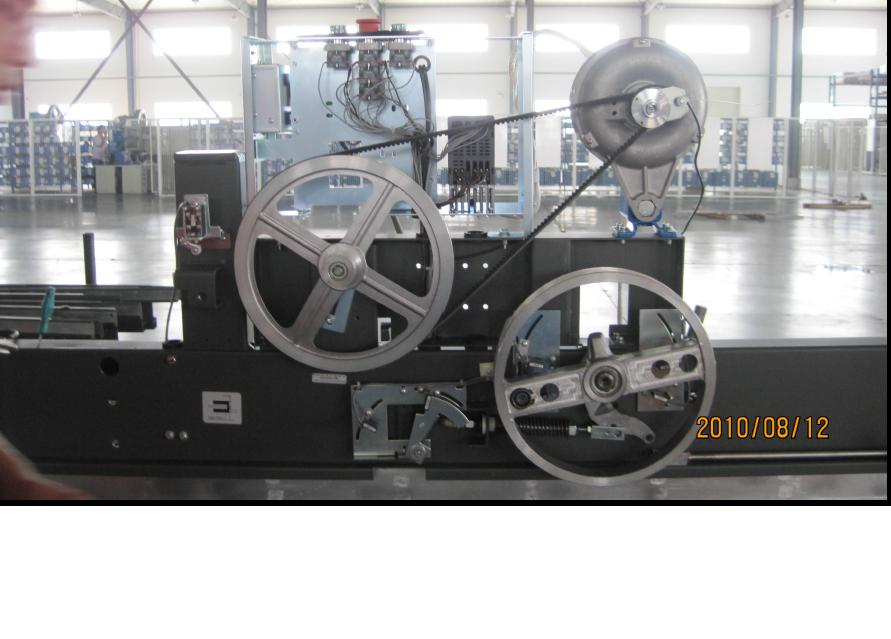 QKS9 Door Machine
